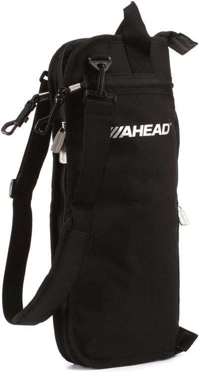 Ahead Deluxe Stick Bag - Black/Black Trim image 1