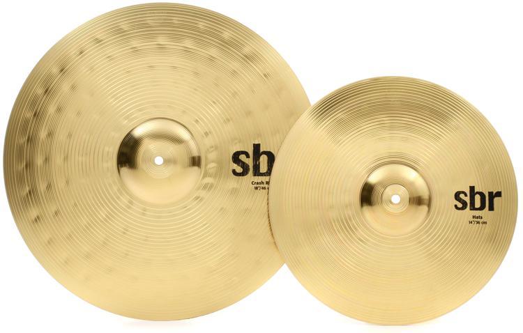 Sabian SBR Performance Cymbal Set - 14