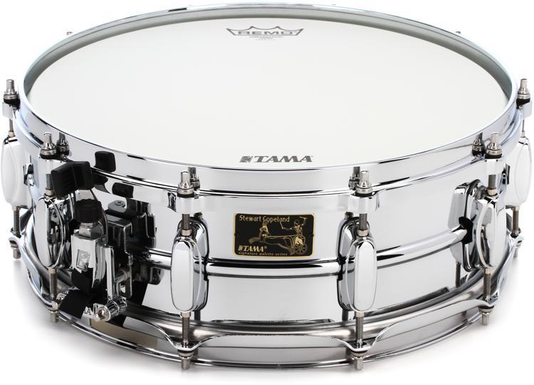 Tama Stewart Copeland Signature Snare - 5