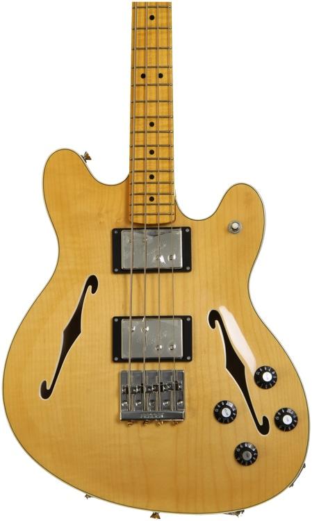 Fender Starcaster Bass - Natural image 1
