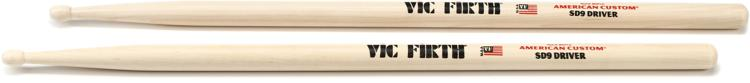 Vic Firth American Custom Drum Sticks - Driver image 1