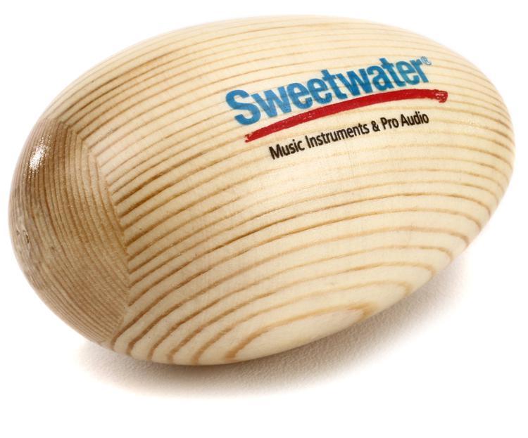 Sweetwater Wood Egg Shaker - Medium sized image 1