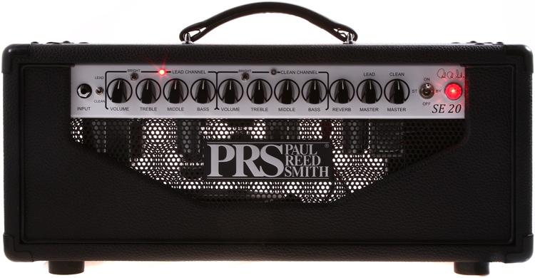 PRS SE20 20-Watt Tube Head image 1