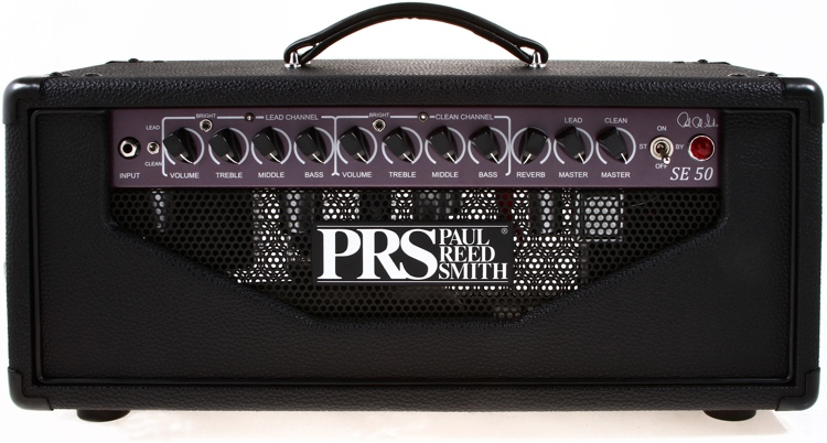 PRS SE50 50-Watt Tube Head image 1