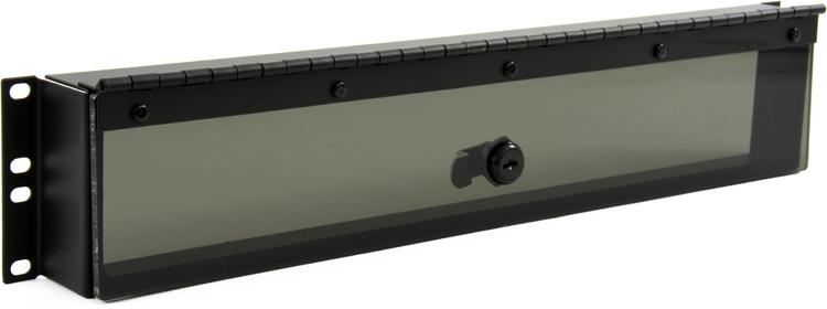 Middle Atlantic Products SECL Security Cover - 2 Rack Spaces image 1