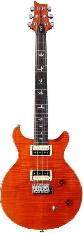 PRS SE Santana - Orange image 1