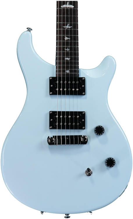 PRS SE Tim Mahoney Baby Blue image 1