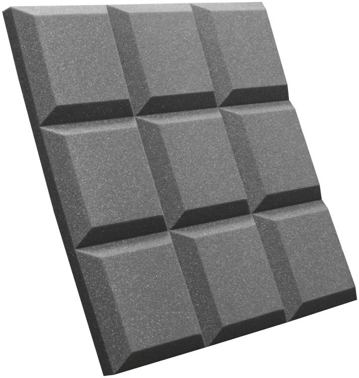 Auralex SonoFlat Grid - Charcoal image 1