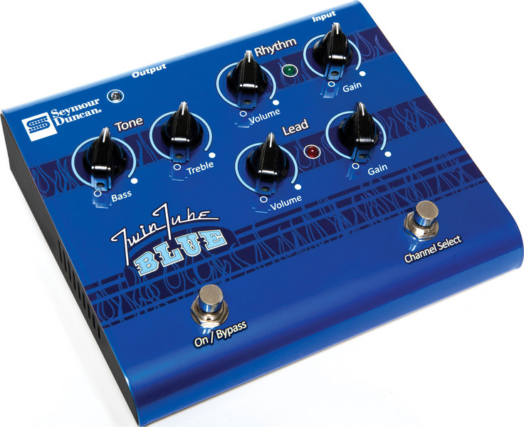 Seymour Duncan SFX-11 Twin Tube Blue Preamp image 1