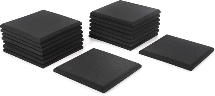 Auralex SonoFlat Panels - 2\' x 2\', Charcoal image 1