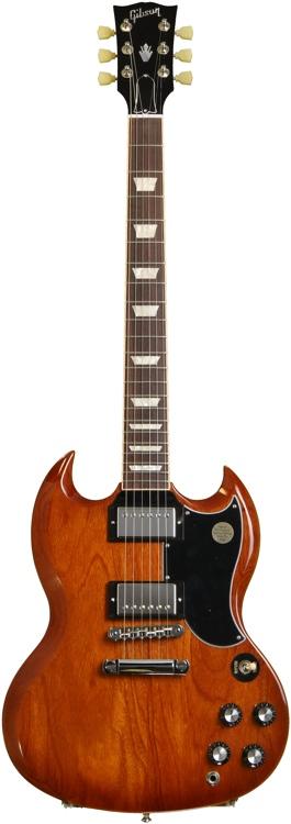 Gibson SG Standard - Natural Burst image 1