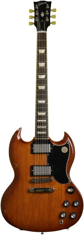 Gibson SG Standard with Min-ETune - Natural Burst image 1