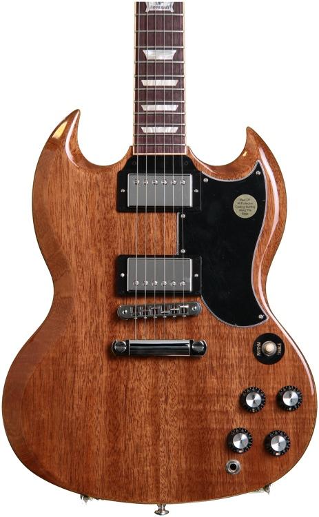 Gibson SG Standard - Walnut, Min-ETune image 1