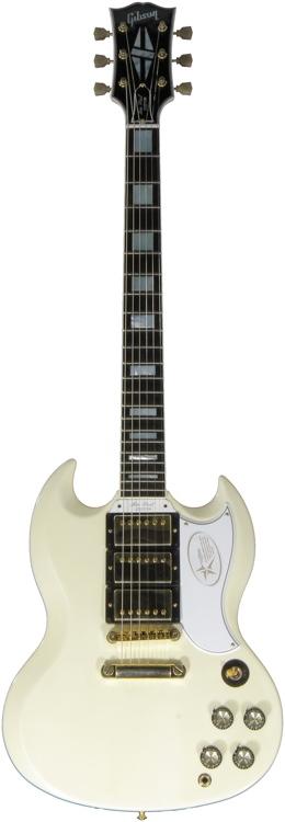 Gibson Custom SG Custom Historic Reissue VOS - Classic White image 1