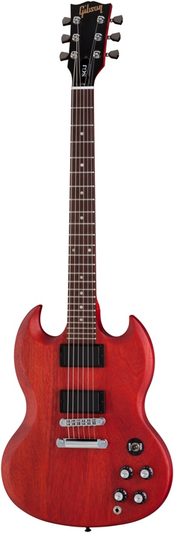 Gibson SG J - Cherry image 1