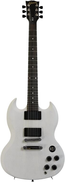 Gibson SGJ - Rubbed White image 1