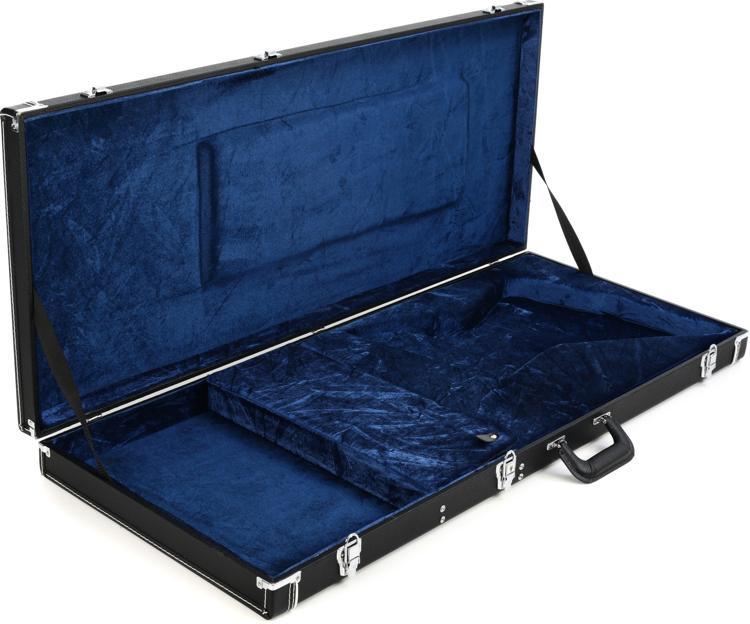 Schecter SGR-E-1 Case for E-1 Guitar - Black image 1