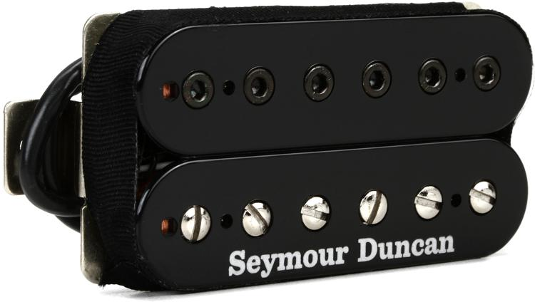Seymour Duncan SH-12 George Lynch Screamin\' Demon Humbucker Pickup - Black image 1