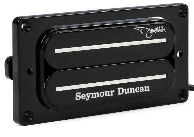 Seymour Duncan SH-13 Dimebucker Humbucker Pickup - Black image 1