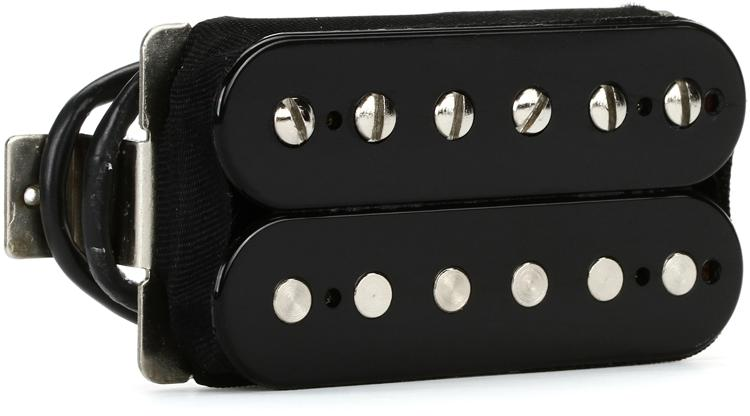 Seymour Duncan SH-1b \'59 Model 4-Conductor Pickup - Black Bridge image 1