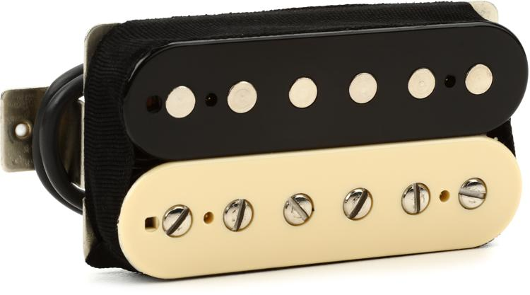 Seymour Duncan SH-1n \'59 Model 4-Conductor Pickup - Zebra Bridge image 1