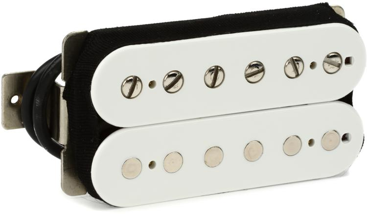 Seymour Duncan SH-1n \'59 Model 4-Conductor Pickup - White Neck image 1