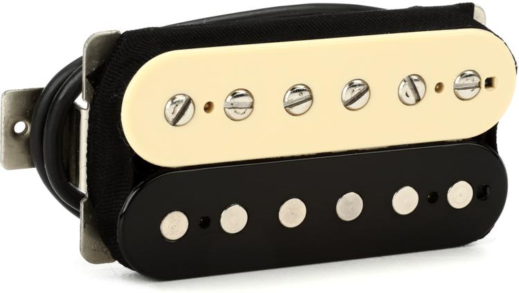 Seymour Duncan SH-1n \'59 Model 4-Conductor Pickup - Zebra Neck image 1