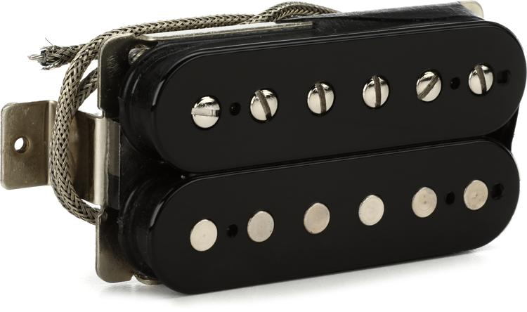 Seymour Duncan SH-1b \'59 Model 1-Conductor Pickup - Black Neck ...