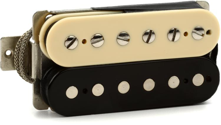 Seymour Duncan SH-1n \'59 Model 1-Conductor Pickup - Zebra Neck image 1