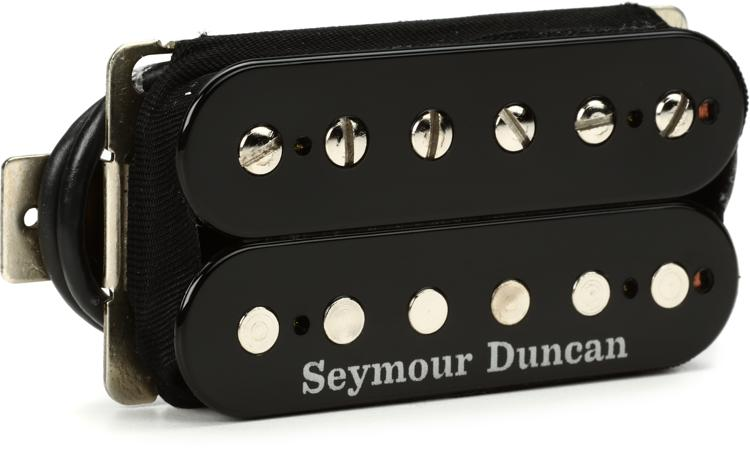 Seymour Duncan SH-2 Jazz Model Humbucker Pickup - Black Neck ...