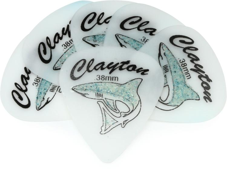 Clayton Sand Shark Picks 6-pack .38mm image 1