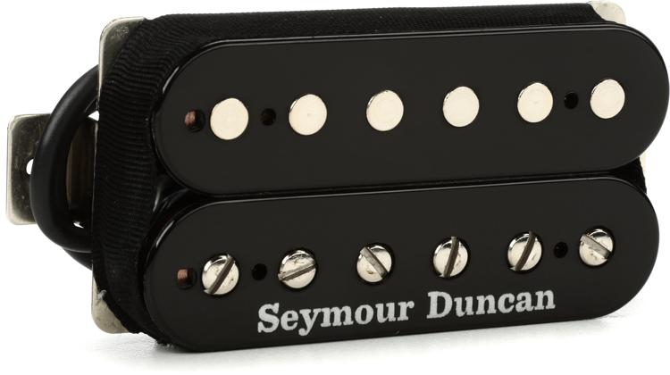 Seymour Duncan SH-4 JB Model Humbucker Pickup - Black image 1
