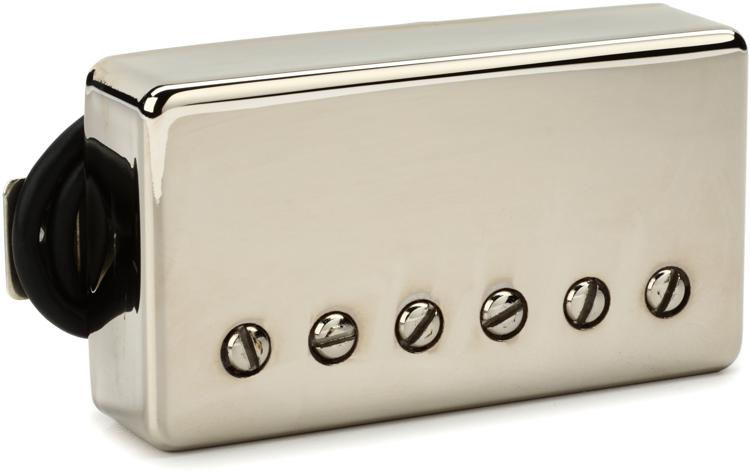 Seymour Duncan SH-4 JB Model Humbucker Pickup - Nickel image 1