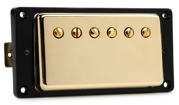 Seymour Duncan SH-55n Seth Lover 1-Conductor Pickup - Gold Neck image 1