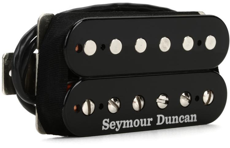 Seymour Duncan SH-5 Duncan Custom Humbucker Pickup - Black ...