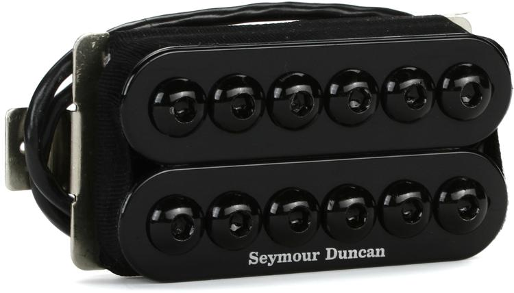 Seymour Duncan SH-8b Invader Humbucker Pickup - Black Bridge image 1