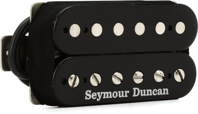 Seymour Duncan SH-PG1b Pearly Gates Humbucker Pickup - Black Bridge image 1