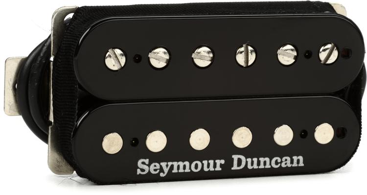 Seymour Duncan SH-PG1n Pearly Gates Humbucker Pickup - Black Neck image 1