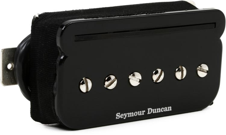 Seymour Duncan SHPR-1b P-Rails Pickup - Black Bridge image 1