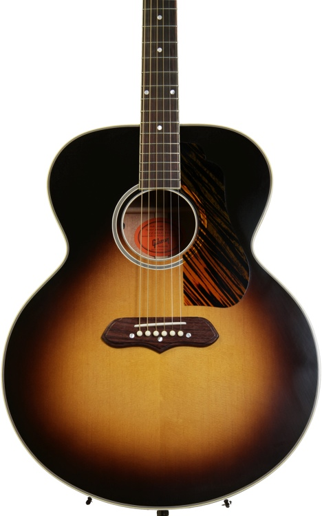 Gibson Acoustic SJ-100 - Vintage Sunburst image 1