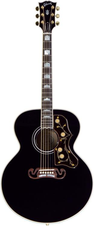 Gibson Acoustic SJ-200 Standard - Ebony image 1
