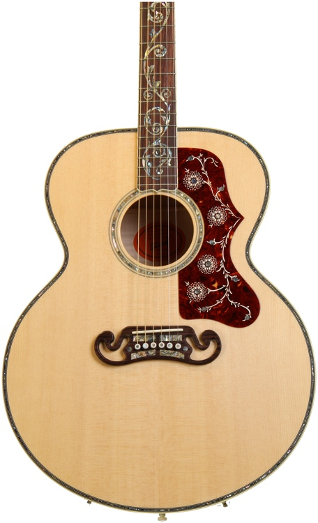 Gibson Acoustic SJ-200 Vine, Limited-Edition - Natural image 1