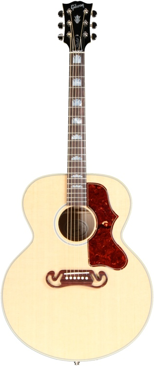Gibson Acoustic J-200 Studio - Antique Natural image 1