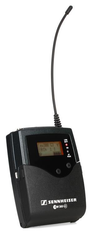 Sennheiser SK 300 G3 - A Band, 516-558 MHz image 1