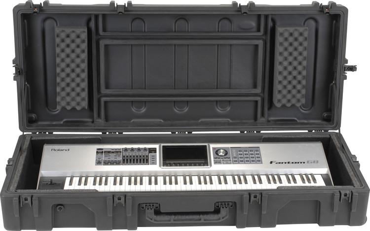 SKB Roto Keyboard Case - 88-Key image 1