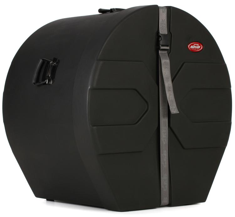 SKB Padded Bass Drum Case - 16
