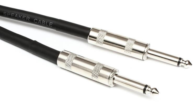 Hosa SKJ-610 TS-TS Speaker Cable - 10\' image 1