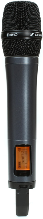 Sennheiser SKM 100-835 G3 - A Band, 516-558 MHz image 1