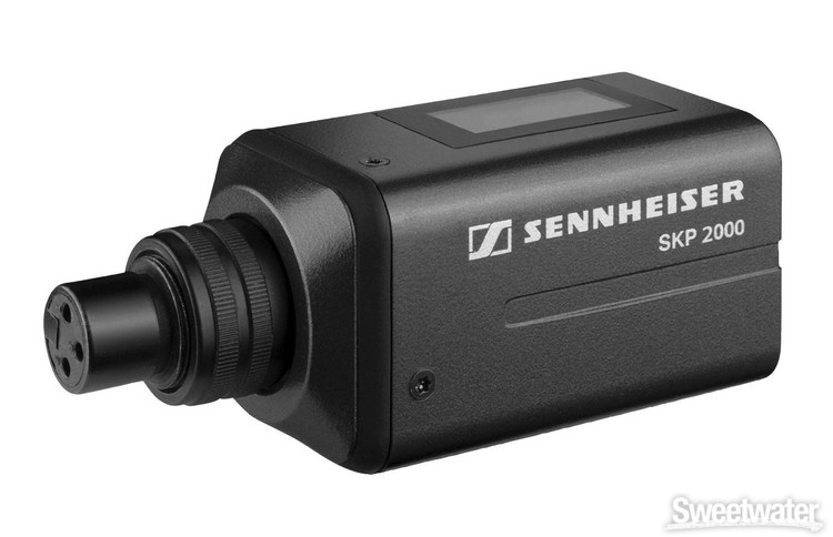 Sennheiser SKP 2000 - G Band, 558-626 MHz image 1