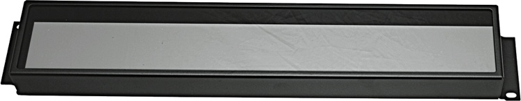 Middle Atlantic Products SL-2 Security Cover - 2 Rack Spaces image 1